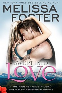 Swept Into Love: Gage Ryder - Melissa Foster