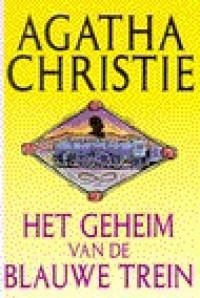 Het geheim van de blauwe trein - Agatha Christie