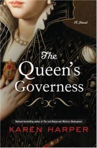 The Queen's Governess - Karen Harper