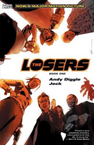 The Losers (Book One) - Andy Diggle