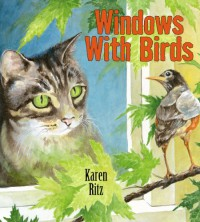 Windows With Birds - Karen Ritz