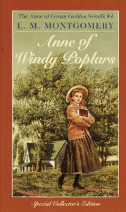 Anne of Windy Poplars - L.M. Montgomery