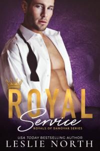 Royal Service - Leslie North