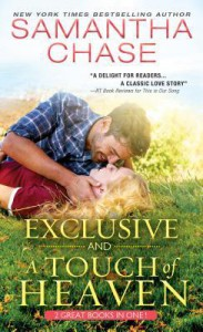 Exclusive/A Touch of Heaven - Samantha Chase