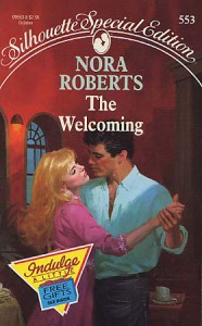 The Welcoming (Silhouette Special Edition No. 553) - Nora Roberts