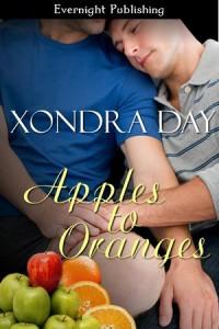 Apples to Oranges - Xondra Day
