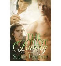 The Plot Bunny - Scarlet Hyacinth