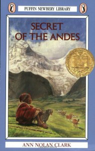 Secret of the Andes (Puffin Book) - Ann Nolan Clark
