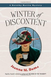 Winter of Discontent - Jeanne M. Dams