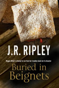 Buried in Beignets - J.R. Ripley