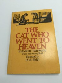 The Cat Who Went to Heaven - Elizabeth Coatsworth