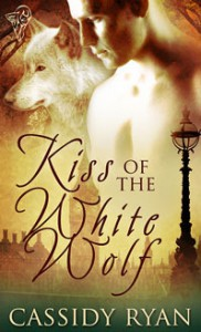 Kiss of the White Wolf - Cassidy Ryan