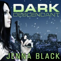 Dark Descendant: Nikki Glass, Book 1 - Tantor Audio, Sophie Eastlake, Jenna Black