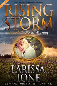 Storm Warning, Season 2, Episode 2 - Larissa Ione, Julie Kenner, Dee Davis