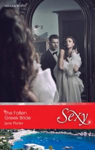 The Fallen Greek Bride - Jane Porter
