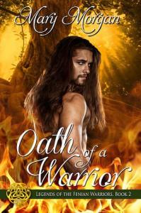 Oath of a Warrior - Mary Morgan