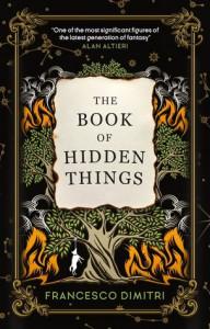 The Book of Hidden Things - Francesco Dimitri