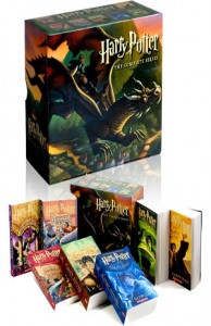 Harry Potter Boxset (Harry Potter, #1-7) - J.K. Rowling