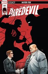 Daredevil (2015-) #597 - Charles Soule, Stefano Landini, Pat Mora