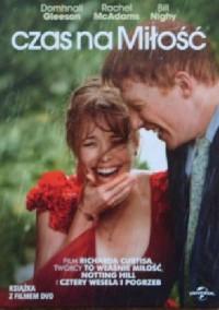 Czas na miłość (książka + film) - autor nieznany