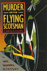 Murder on the Flying Scotsman  - Carola Dunn