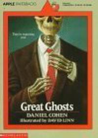 Great Ghosts - Daniel Cohen