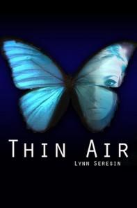 Thin Air (Thin Air Saga, #1) - Lynn Seresin