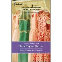 Four Times the Trouble - Tara Taylor Quinn