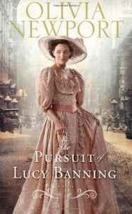 The Pursuit of Lucy Banning - Olivia Newport