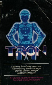 Tron - Brian Daley