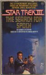 Star Trek III: The Search for Spock - Vonda N. McIntyre, Harve Bennett