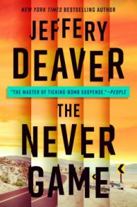 The Never Game (Colter Shaw #1) - Jeffery Deaver