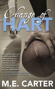 Change of Hart - ME Carter, Murphy Rae
