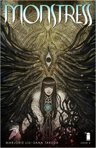 Monstress #4 (Mr) Comic Book - Marjorie M. Liu