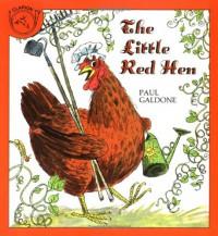 The Little Red Hen (Paul Galdone Classics) - Paul Galdone