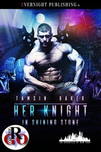 Her Knight in Shining Stone - Tamsin Baker