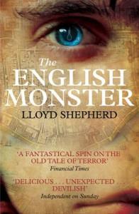The English Monster - Lloyd Shepherd