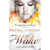 Before I Wake (Soul Screamers, #6) - Rachel Vincent