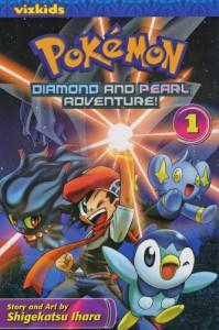 Pokemon Diamond and Pearl Adventure!: Volume 1 (Pokemon Diamond & Pearl Adventure!) - Shigekatsu Ihara