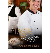 A Taste of Love - Andrew  Grey