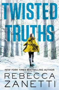 Twisted Truths (Blood Brothers) - Rebecca Zanetti