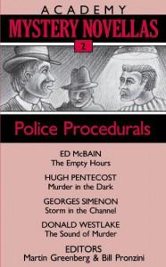 Police Procedurals: Academy Mystery Novellas #2 (Academy Mysteries Novellas) - Bill Pronzini, Martin H. Greenberg