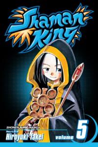 Shaman King, Vol. 5: The Abominable Dr. Faust - Hiroyuki Takei
