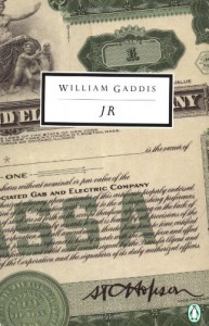 JR - William Gaddis, Frederick R. Karl