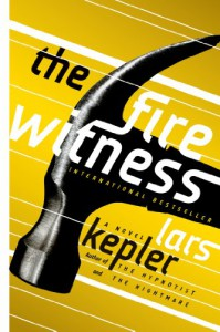 The Fire Witness  - Lars Kepler, Laura A. Wideburg