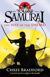 The Way of the Sword - Chris Bradford