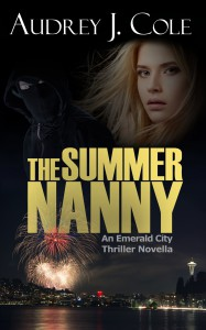 The Summer Nanny - Audrey J. Cole
