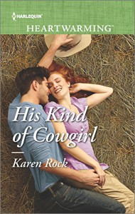 His Kind of Cowgirl - Karen Rock