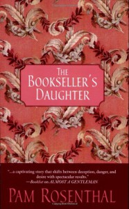 The Bookseller's Daughter - Pam Rosenthal