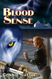 Blood Sense (Blood Destiny #3) - Connie Suttle